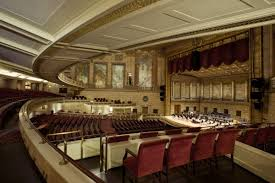 Eastman Theatre Shell Stage Renovation Work Cjs