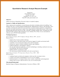 Outstanding Market Researcher Resume Sample Collection
