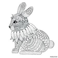 Easter Bunny Pages To Color Colouring Pages Bunny Best Bunny Color