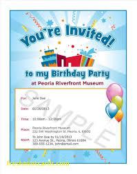 Kids Birthday Party Invite Wording Lovely 18th Birthday My