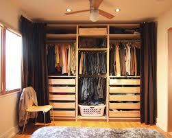 custom wood closet systems