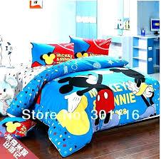 mickey mouse bedding mickey mickey mouse bedding set queen size