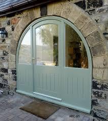 round top front doors uk. painted arched front door. round top doors uk