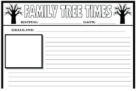 Classroom Newspaper Template Make A Classroom Newspaper Com Let S Write Story The Interactive