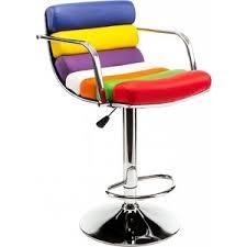 <b>Барный стул Woodville Rainbow</b> | www.gt-a.ru