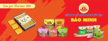 Bánh kẹo Bảo Minh - Home
