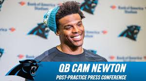 Fantasy football start your season today! Cam Newton Full Week 8 Press Conference Youtube