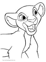 Small Picture Lion King Coloring Pages Coloring Coloring Pages