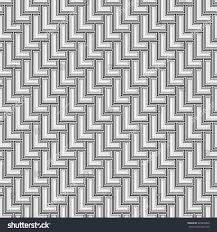 L Shape Blocks Wallpaper Repeated Color Stock Vector 640998499 Color Print Digital L