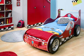 Kids Bedroom Interior Bedroom Awesome Cars Theme Bedroom Design Kids Red Car Bed Race