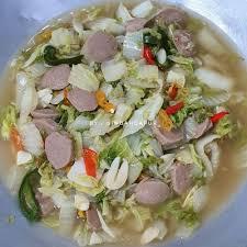 845 resep kimchi sawi putih ala rumahan yang mudah dan enak dari komunitas memasak terbesar dunia. 15 Resep Sayur Sawi Putih Dengan Berbagai Bahan Praktis Bikin Na