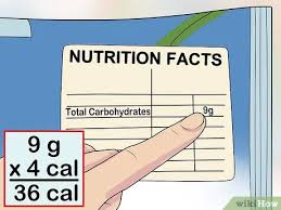 Net carbs are the carbs in your diet that can be absorbed and used for energy. 3 Ways To Convert Grams To Calories Wikihow