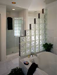 ... This Glass Block wall is made of Pittsburgh Corning 8x8x4 Decora block  and it's capped with ...
