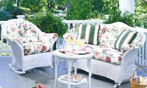 cushions for wicker furniture sunbrella cushions for outdoor furniture