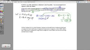 algebra 1 old version unit 3 review packet systems of equations and inequalities