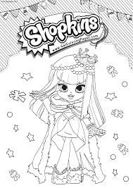Shopkins Shoppies Coloring Pages Gemma Stone Shopkins Coloring