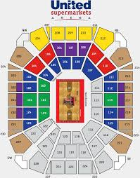 Georgia Tech Basketball Stadium Seating Chart Red Raider Club Mens Basketball