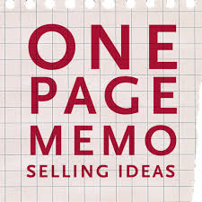 Memo En Espanol Procter Gamble One Page Memo Selling Ideas The Creative