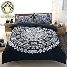 california king duvet cover king duvet covers bohemian hippie style phoenix bedding set duvet cover bed