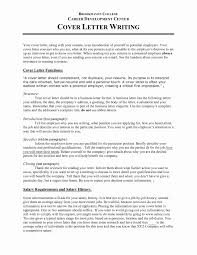 How To Set Up A Cover Letter New Steps To Write A Cover Letters