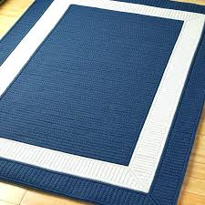 navy blue and white rug navy blue outdoor rug blue and white outdoor rug fresh