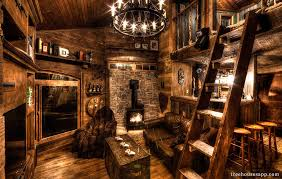 Cool Tree Houses Inside And Decorating Ideas