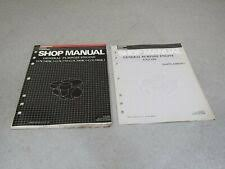 Honda Gx240k1 270 340 390 Engine Motor Shop Owner Manual Service Repair Book For Sale Online Ebay