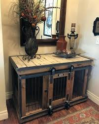 fancy dog crates furniture. Fancy Dog Crates Best Crate Furniture Ideas On Puppy Fashionable Covers O