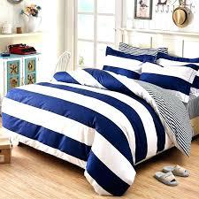 rugby stripe quilt navy blue stripe quilt rugby stripe bedding blue striped bedding sets deep and