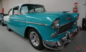 Beautifully Restored V8 1955 Chevy Belair Suit 55 56 57 210 150 Buyer