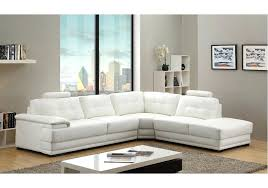white leather corner sofa right hand glasgow for