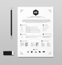 Design Resumes WellDesigned Resume Examples For Your Inspiration 45
