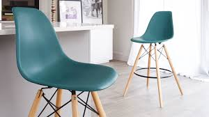blue kitchen bar stools eames replica bar stool high quality uk fast delivery