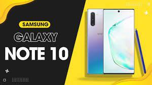 Samsung Galaxy Note 10 | Giá rẻ, chính hãng, nhiều khuyến mãi