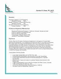 Civil Engineering Fresher Resume Format Fresh Cover Letter Resume
