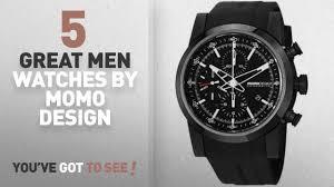 Momo Design Titanium Watch Top 10 Momo Design Men Watches Winter 2018 Momodesign Composito Mens Black Pvd Titanium