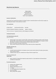 Factory Worker Resume Examples Resume Template Cover Letter