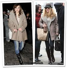 keira knightley or blake lively keira knightley loves her burberry shearling coat