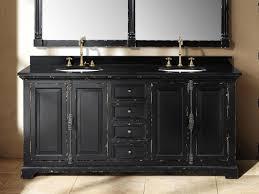 rustic gray bathroom vanities. Rustic Gray Bathroom Vanities. Bathroom: Sophisticated How To Distress Cabinets On Distressed Cabinet Vanities I