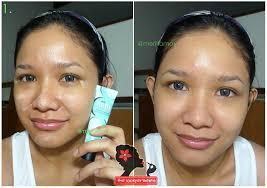 tutorial make up wardah untuk kulit berminyak