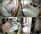 Видео скрытой камеры дома