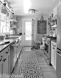 Industrial Kitchen Furniture Cottage Galley Kitchen Makeover De Inspiring Kitchen Design