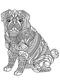 Kleurplaten Voor Volwassenen Honden