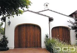 garage doors los angeles incredible design wood garage doors finished in select tight knot cedar these
