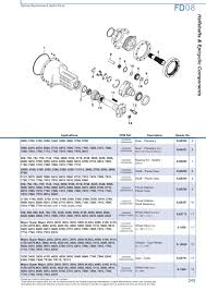 ford rear axle page 251 sparex parts lists diagrams s 73978 ford fd08 245