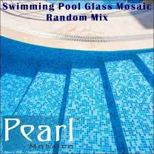 swimming pool glass mosaic tiles 0 5 mm