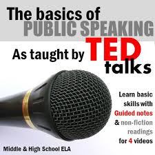 best speech drama images drama theater and guided notes for 4 ted talks to authentically teach students the basics of public speaking