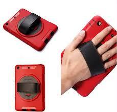 ipad protective frame with hand loop for apple ipad mini 1 ipad mini 2