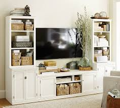 media center with bookshelves. Beautiful Bookshelves Logan Media Suite With Cabinet Doors U0026 Bookcase Inside Center With Bookshelves T