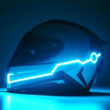 Motorcycle Helmet Light Kit Ahome7 Motorcycle Helmet Night Signal